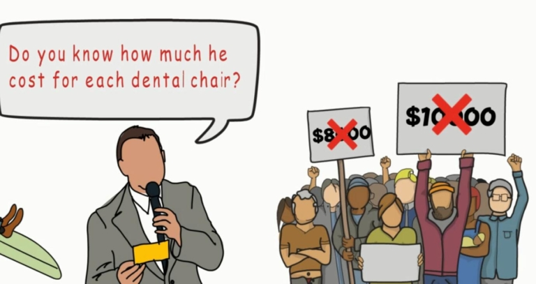 Buy a dental chair