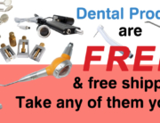 dental product free get