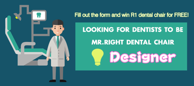 MR dental chair Designer
