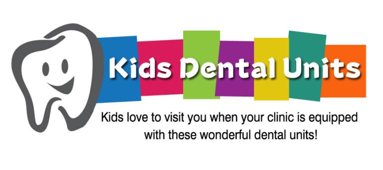 kids dental unit