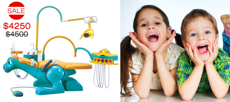 a8000 kids dental unit